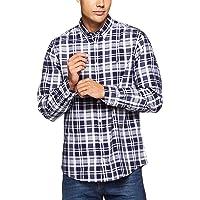 TOMMY HILFIGER Men's Dashing Check Long Sleeve Shirt