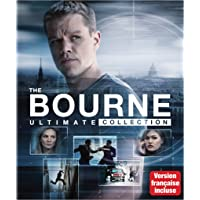 The Bourne Ultimate Collection [Blu-ray] (Bilingual)