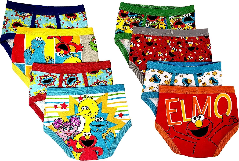 Daniel Tiger Boys 7-Pack Brief Underwear