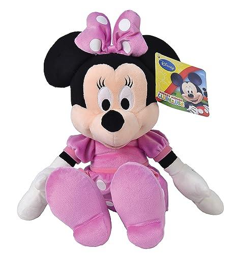 Disney Minnie GG01056 - Peluche 43cm - Calidad super suave