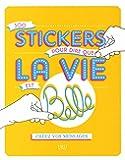 300 stickers pour dire que la vie est belle