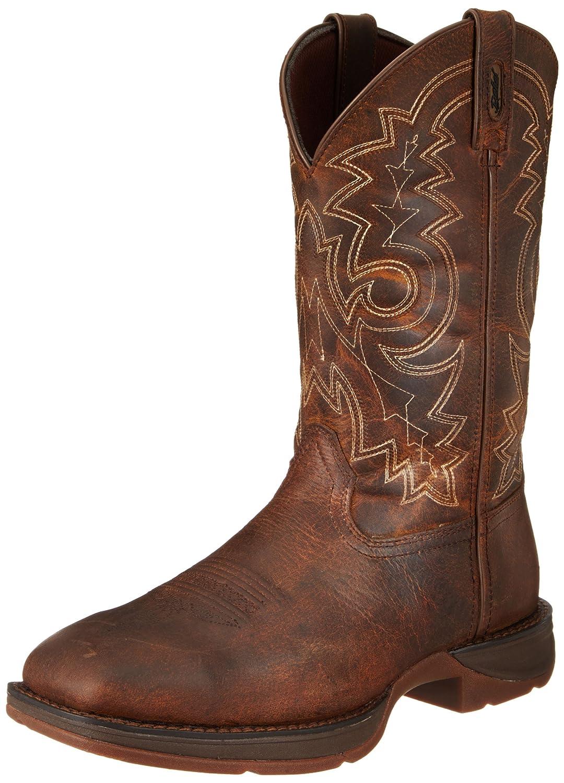 Durango Men's 11 Inch Pull-On Steel Toe DB4343 Western Stiefel
