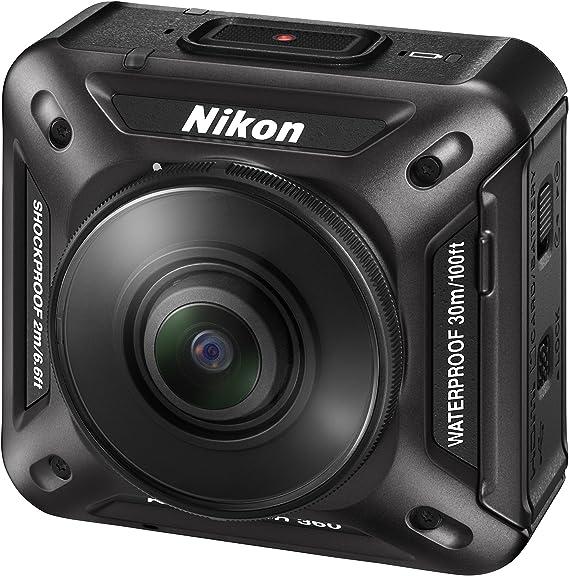 INTENSILO BATTERY 1000mAh for Nikon Keymission 170 Keymission 360