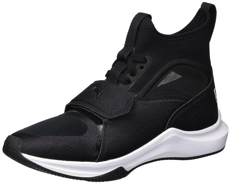 PUMA Women's Phenom Wn Sneaker B072KNNGMW 5.5 B(M) US|Puma Black-puma White