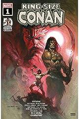 King-Size Conan (2020) #1 (Conan The Barbarian (2019-)) Kindle Edition