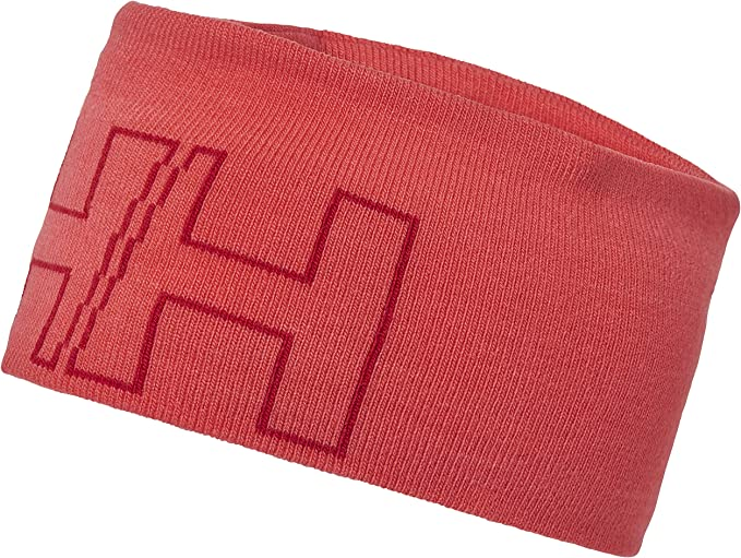 Helly Hansen Unisex Outline Knitted HH Iconic Logo Brand Beanie,