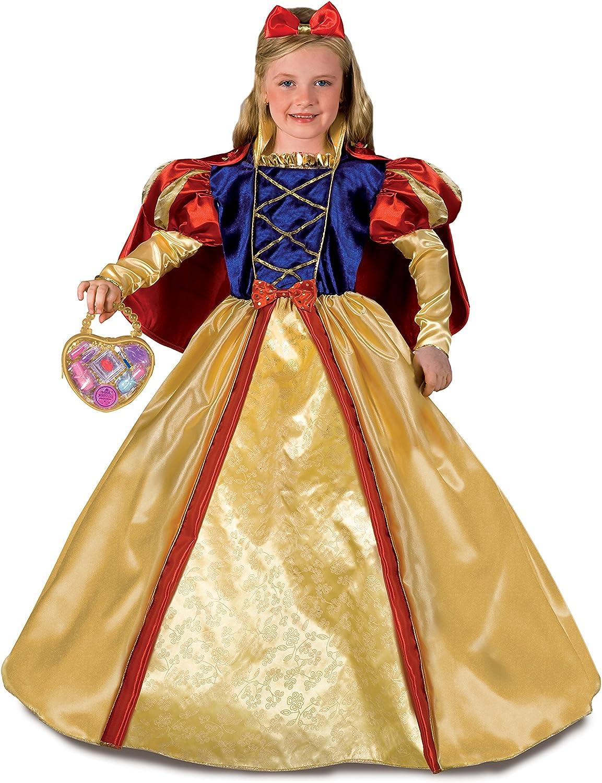 FIORI PAOLO 27136 – Blancanieves Disfraz Niña con bolso y ...