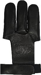 OMP Mountain Man Leather Shooting Glove