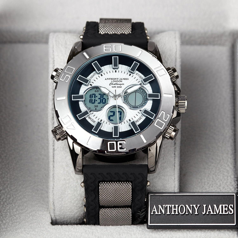 anthony james часы