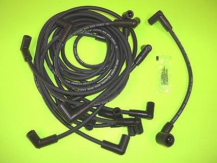 Amazon Com Spark Plug Wire Set For Mercruiser V8 5 0 5 7 6 2 7 4