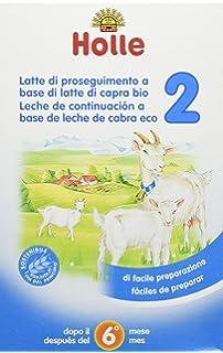 Holle Leche de Continuación de Cabra 2 (+6 meses) - 400 gr
