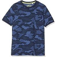 Sanetta T-Shirt Allover Top de Pijama para Niños