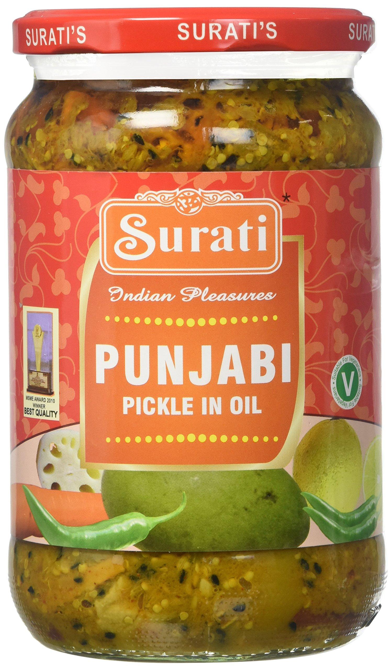 Surati, Punjabi Pickle, 700 Grams(gm) by Surati