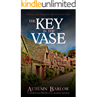 The Key In The Vase (Delaney and Daughter: Detectives For Hire Book 1)