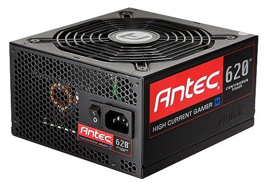 39 opinioni per Antec HCG 620 MEC Alimentatore 620W Bronze 80+, Nero