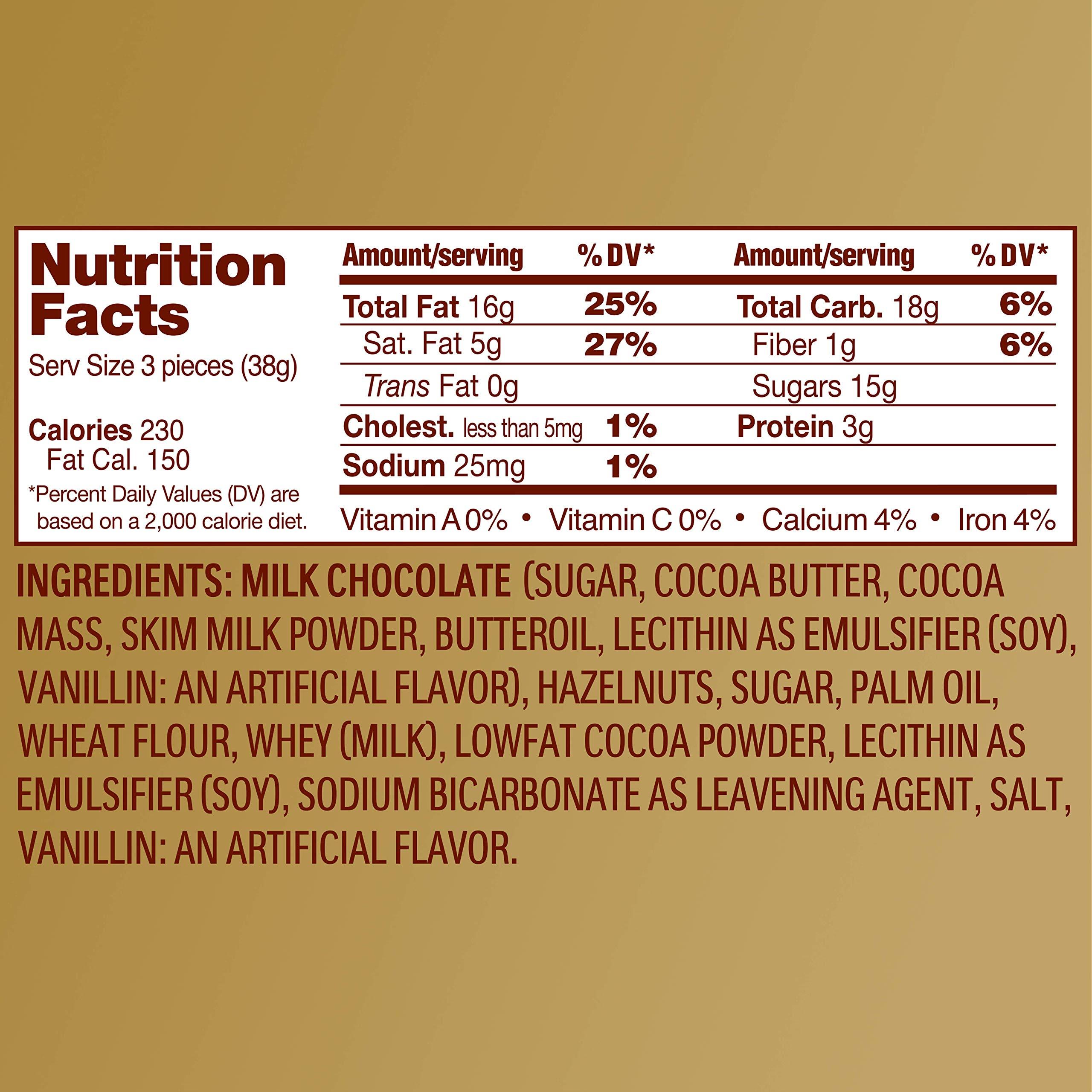 Ferrero Rocher Fine Hazelnut Chocolates, 21.1 Oz, 48 Count by Ferrero Rocher (Image #3)