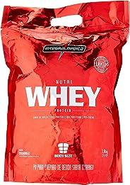 Nutri Whey Protein - 1800g Refil Morango - IntegralMédica, IntegralMedica