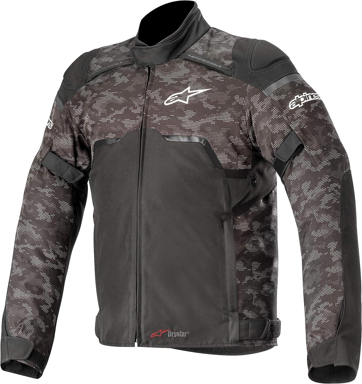 Alpinestars Mens Hyper Drystar Motorcycle Jacket