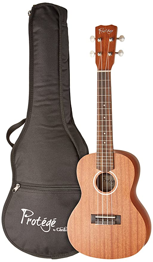 Cordoba Guitars U100CM - Concert ukulele con tapa superior