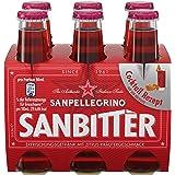 Sanbittèr   Alkoholfreier Aperitif aus Italien   Bittersüß-herbes Aroma   Aus Zitrusfrüchten und feinen Alpenkräutern   Für Mixgetränke   Von der Kultmarke San Pellegrino    24er Pack (24 x 98ml)