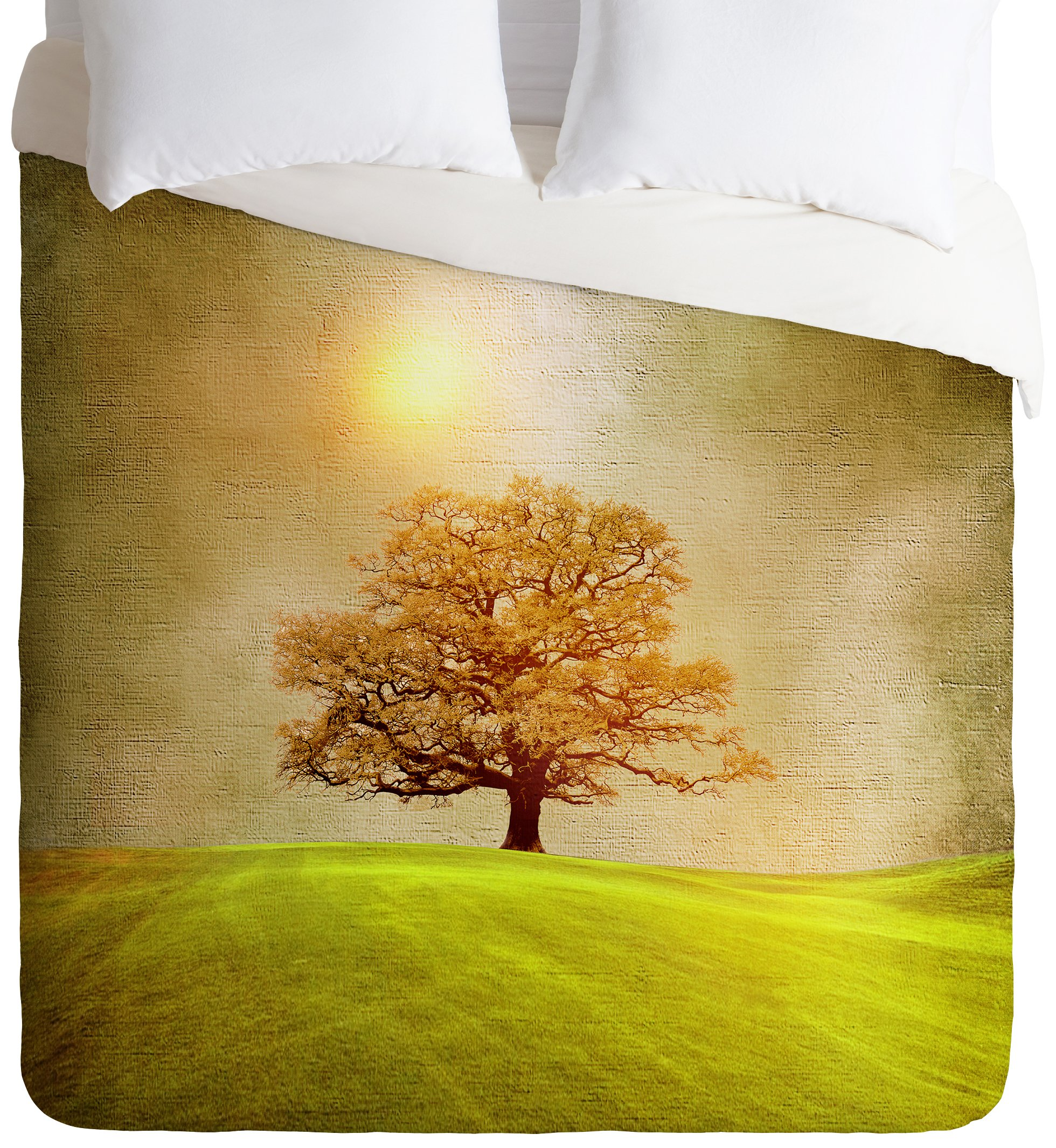Deny Designs Viviana Gonzalez Energy And Love Duvet Cover, King by Deny Designs (Image #1)