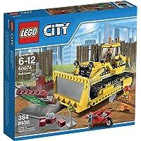 Lego City Demolition Bulldozer