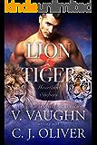 Lion Hearts Tiger: True Mate Love Romance (Heartland Shifters Book 1)