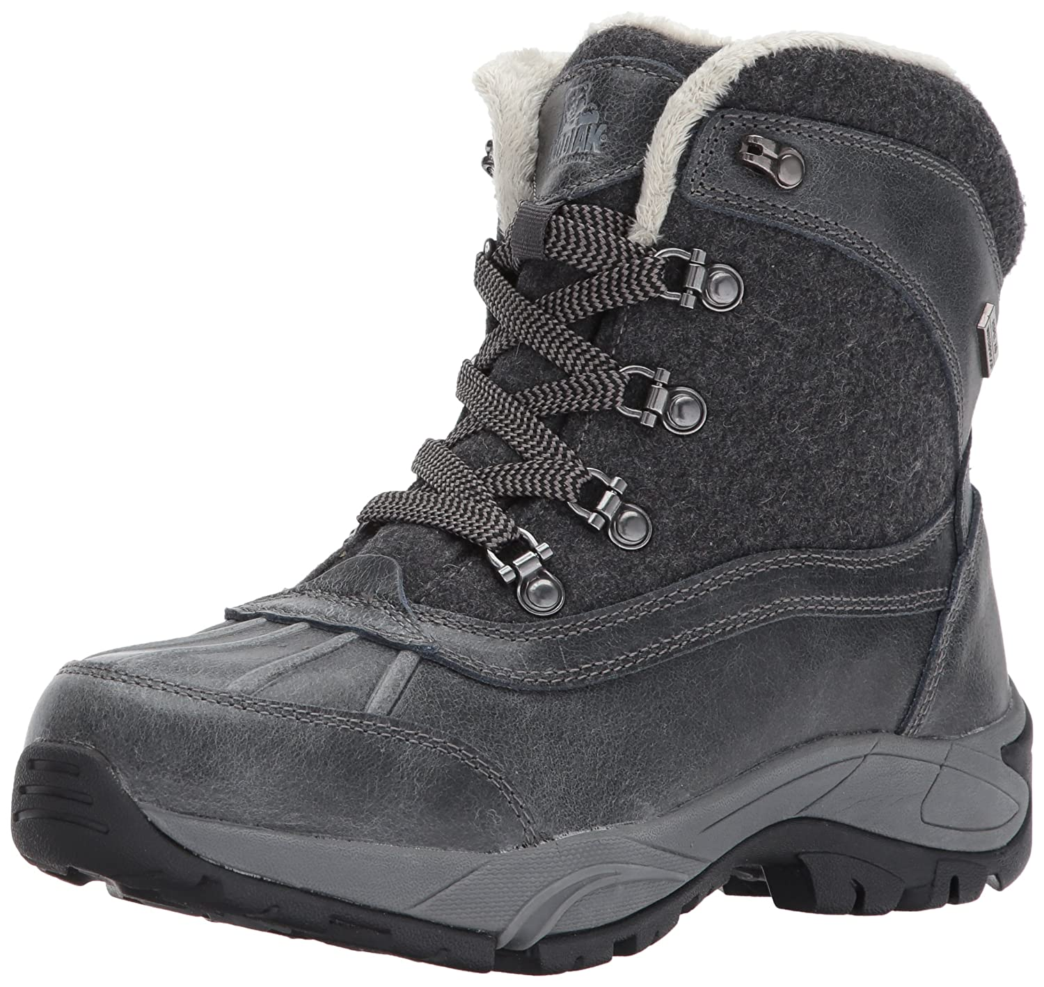 Kodiak Women's Rochelle Snow Boot B01MQDDX2D 6 B(M) US|Black