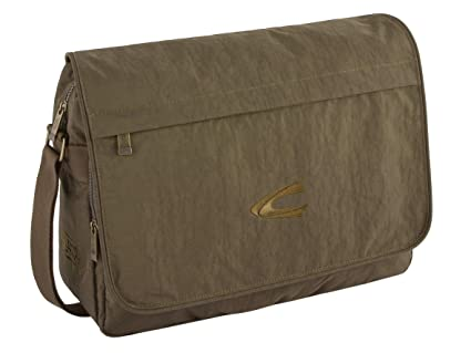 d4907b80ff6b Amazon.com | camel active Journey Messenger Bag, 39 cm, Green (khaki ...