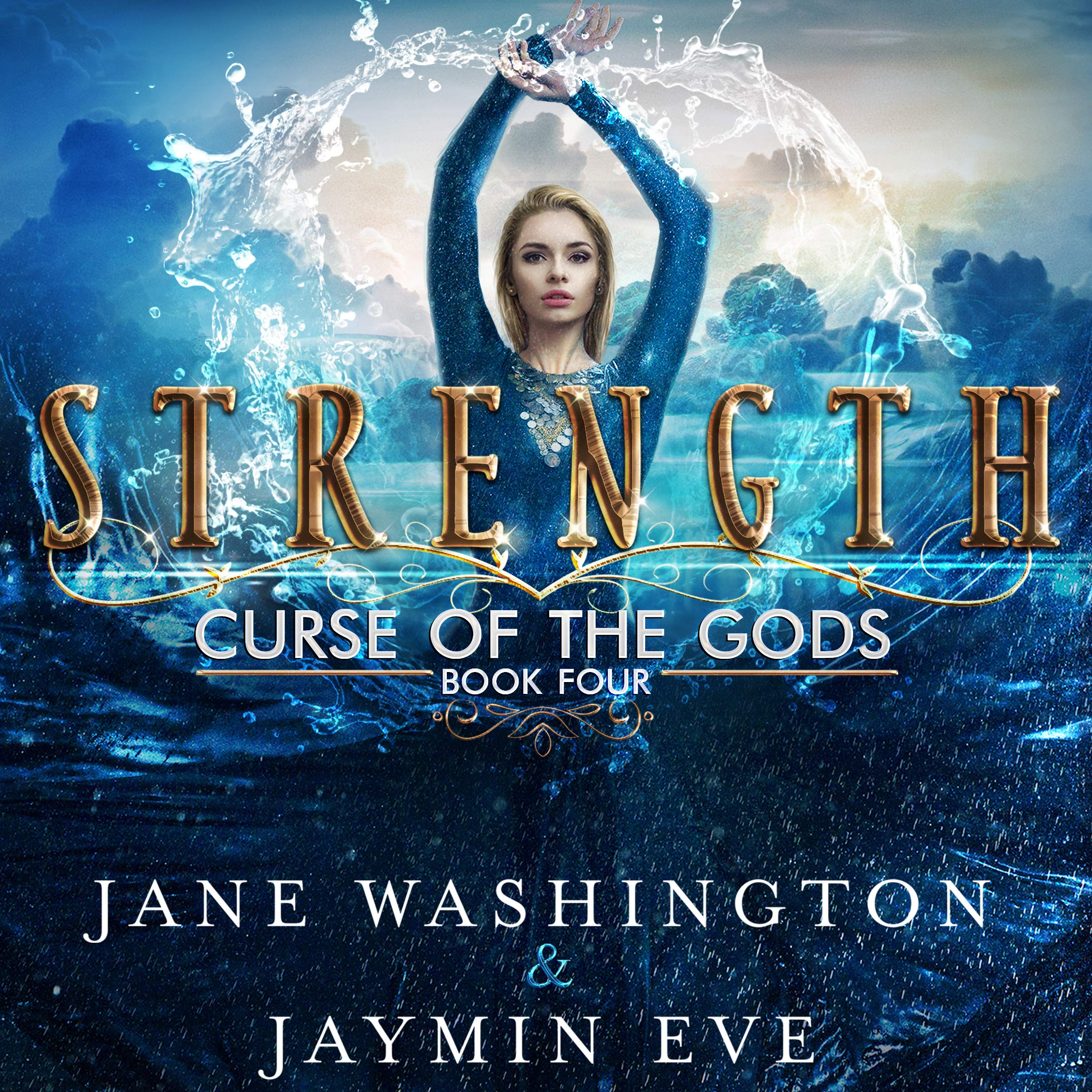 Strength: Curse of the Gods, Volume 4