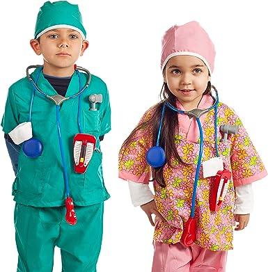 Halloween Doctor /& Nurse Accessory Kit