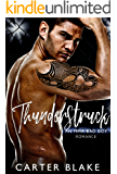 Thunderstruck: An MMA Bad Boy Romance
