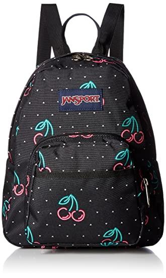 a448b975a753 JanSport Half Pint Mini Backpack - Neon Cherries