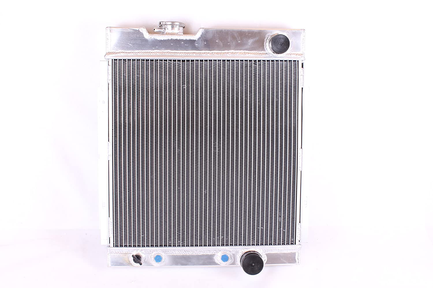 3 ROW 1964-1966 For FORD MUSTANG V8 260 289 Aluminum Radiator AT MT 1965 NEW