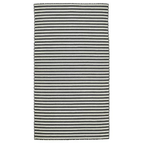 Ikea Vestbirk - Tappeto, tessuto a mano/grigio: Amazon.it: Casa e cucina