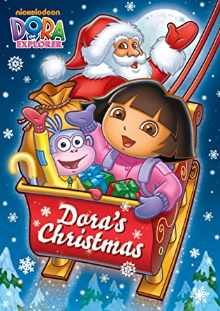 Amazon.com: Dora the Explorer: Dora's Christmas: Dora the Explorer ...