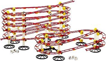 Modelo de montaña rusa Skyrail, de Quercetti: Amazon.es: Juguetes ...