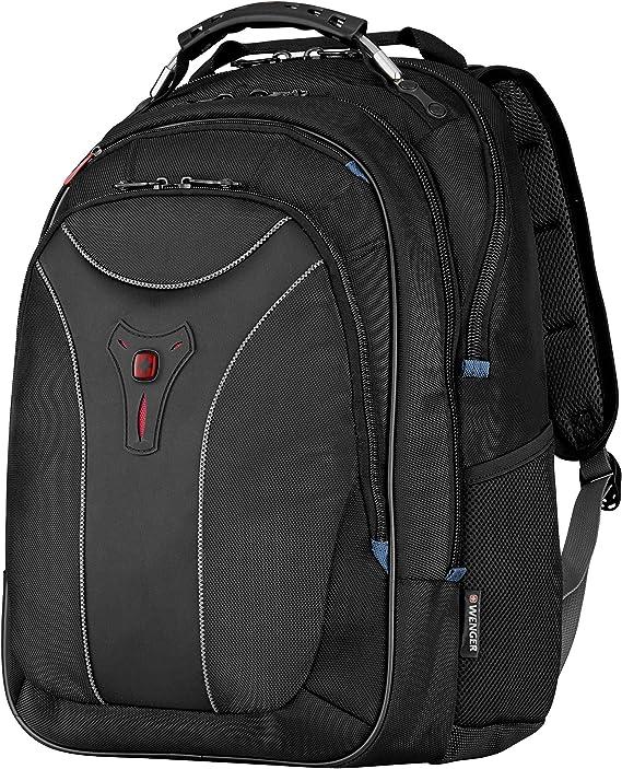 Wenger Carbon Laptop Rucksack Notebook Bis 17 Zoll 30 Computer Zubehör
