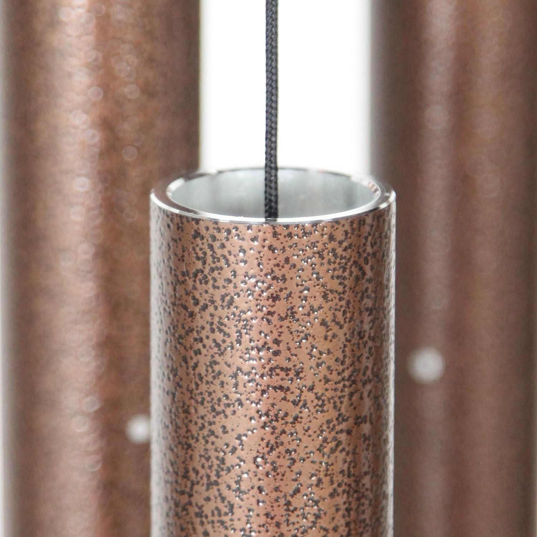 Amazon.com : Corinthian Bells 50-inch Windchime, Copper Vein ...