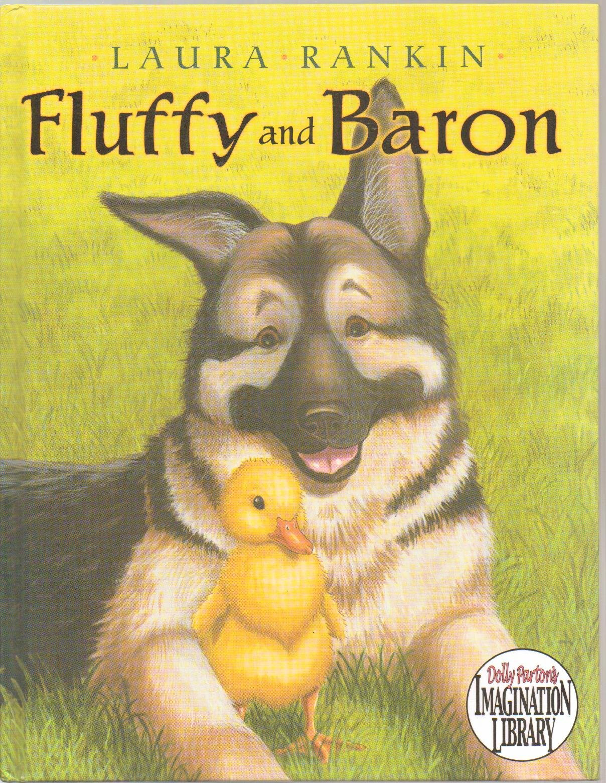 Download Fluffy and Baron - The Friendship Between a Duck, Fluffy and a Dog Baron From Their First Meeting When Fluffy Is a Duckling Through When She Has Babies of Her Own - Hardcover - First Edition, 2nd Printing 2006 PDF