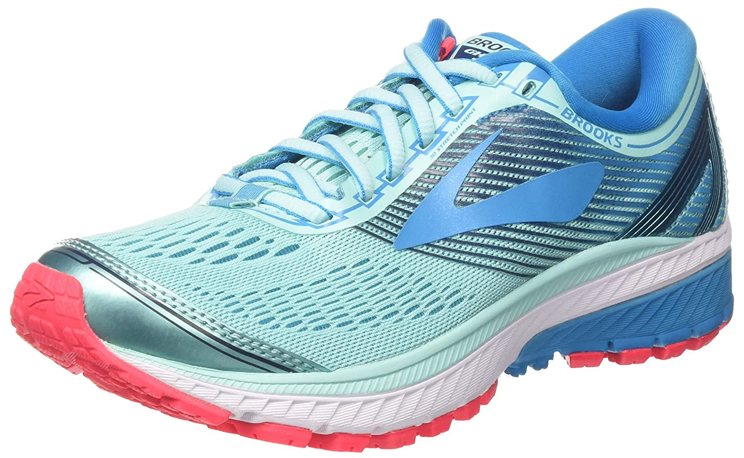 65d12ceaabf Brooks Women s Ghost 10 Running Shoes  Amazon.co.uk  Shoes   Bags