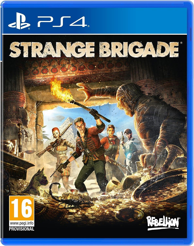 Strange Brigade: Amazon.es: Videojuegos