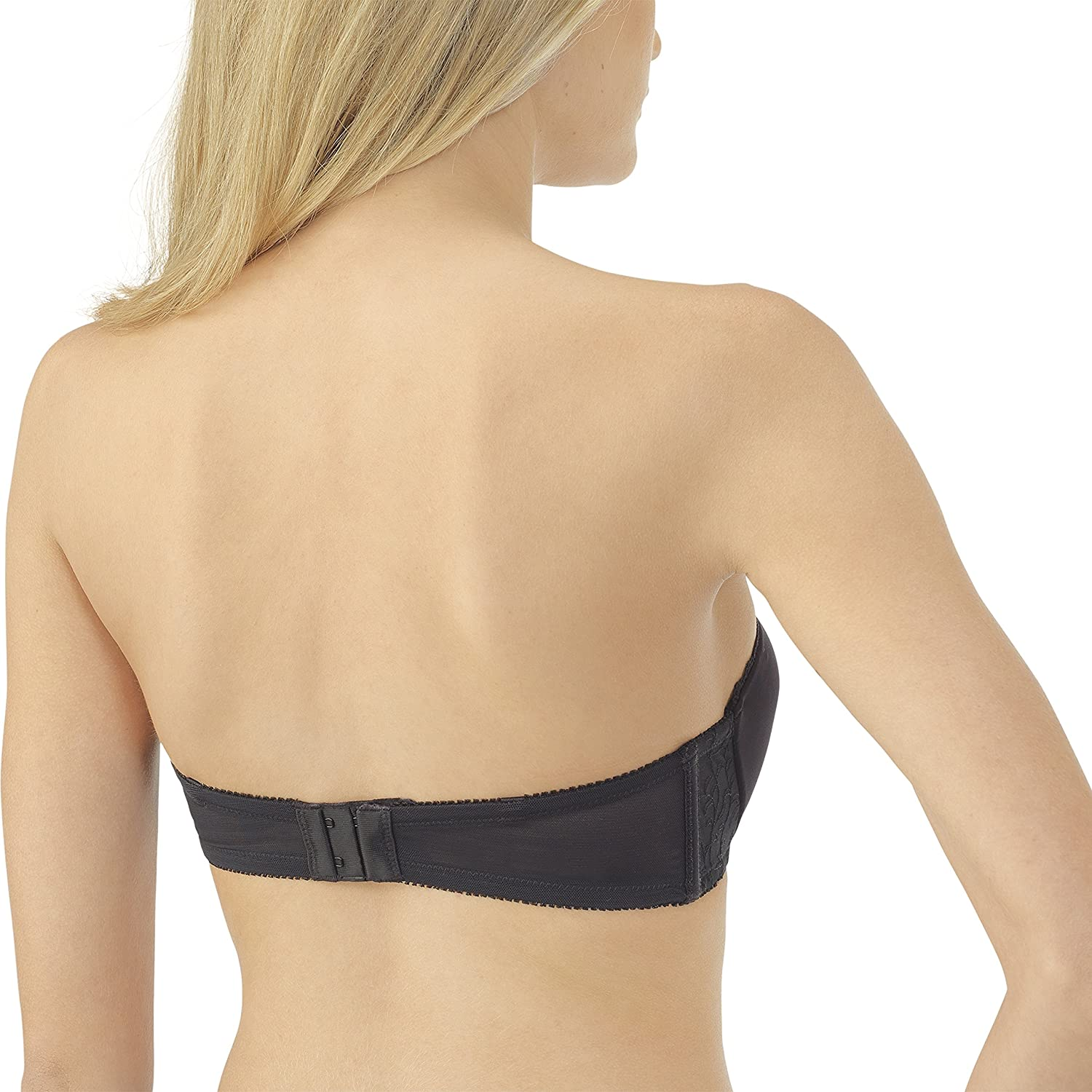 41c24e8b2a5 Lily Of France Women s Gel Touch Strapless Push Up Bra 2111121  Amazon.ca   Clothing   Accessories