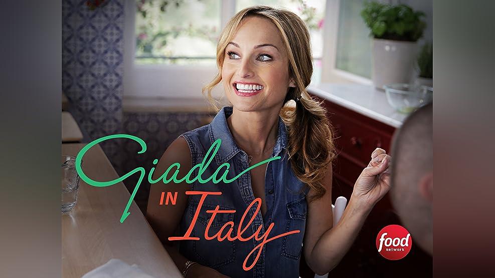 Giada in Italy Season 1