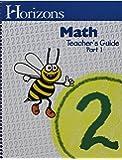 Horizons Mathematics : Grade 2 : Teacher Handbook (Part 1& 2)