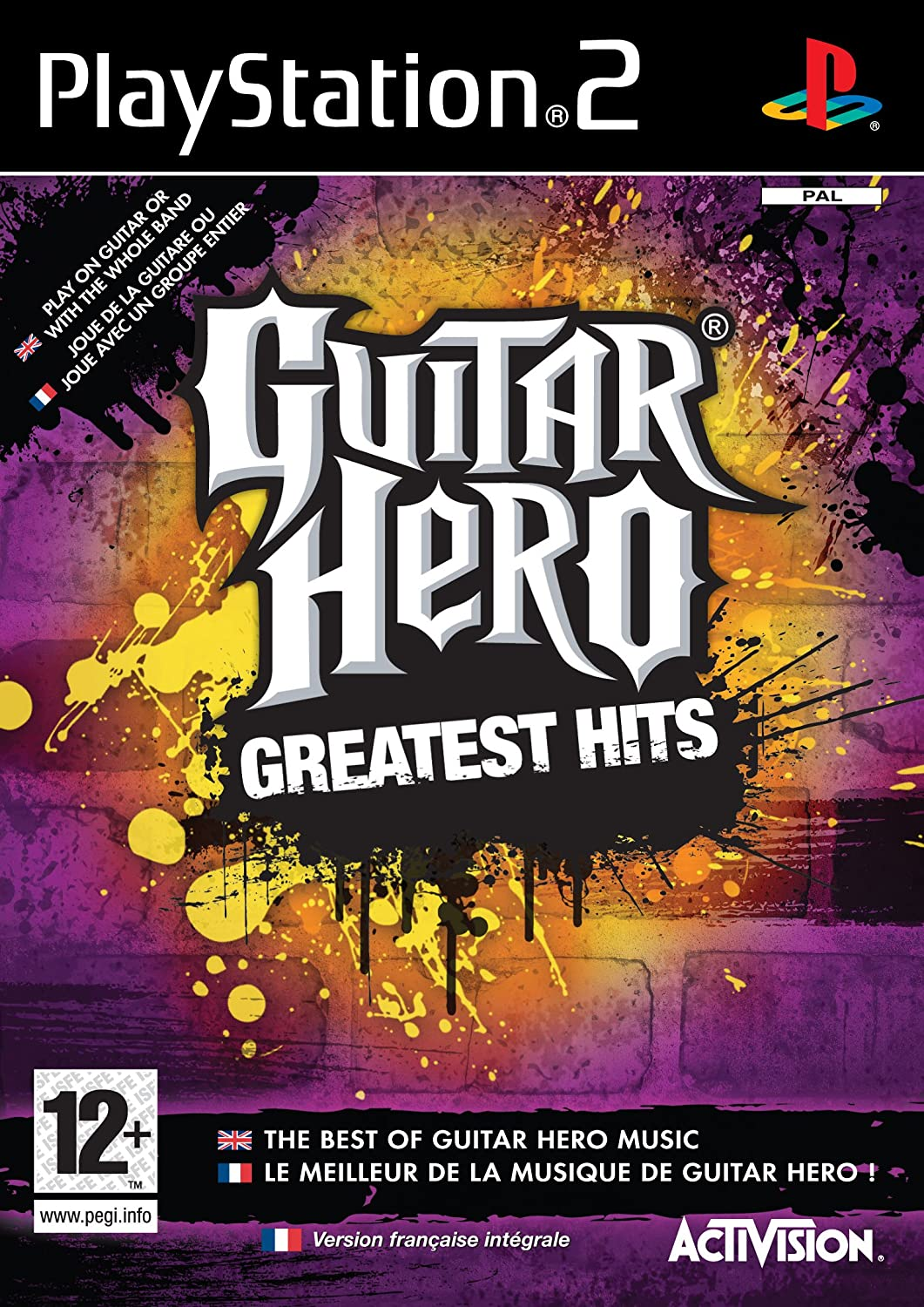 Guitar Hero: Greatest Hits - Game Only (Xbox 360): Amazon co uk: PC