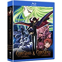 Code Geass: Lelouch of Rebellion - Complete Series [Blu-ray + Digital]