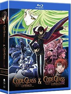 Amazon com: Code Geass: Lelouch of Rebellion - Season One [Blu-ray