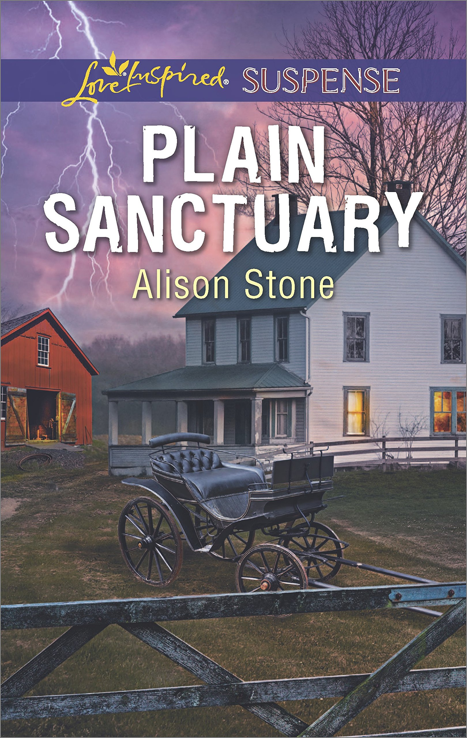 Plain Sanctuary Love Inspired Suspense