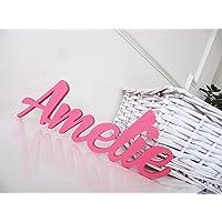 Amelie, Letreros personalizados para Niños o Niñas,Letreros,Decoracciónes